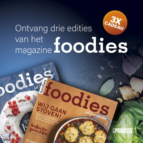 Meer informatie over Foodies Magazine