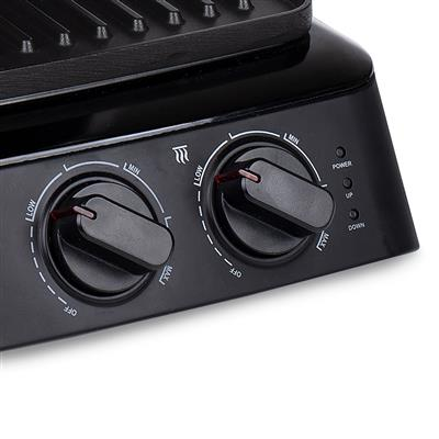 Princess 117023 Black Label Kontaktgrill