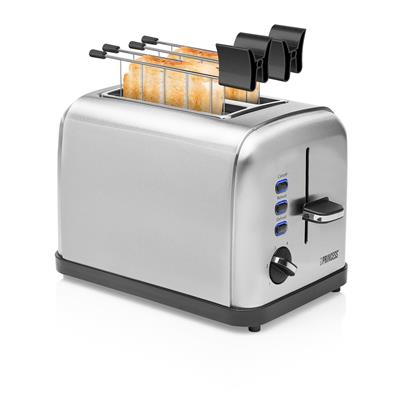 Princess 142354 Toaster Edelstahl Style 2