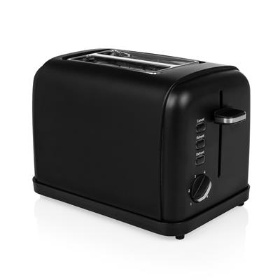 Princess 142396 Black Steel Toaster