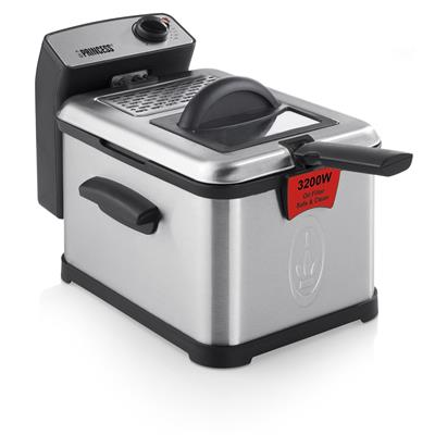 Princess 183002 Superior Fryer 3200 watt