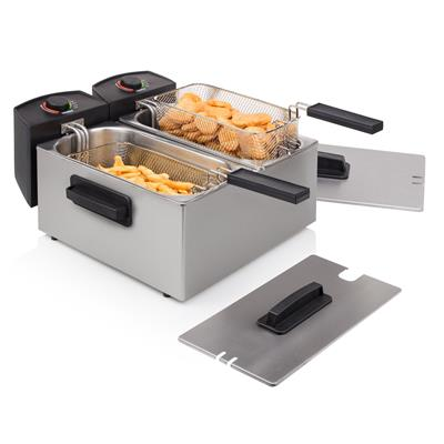 Princess 183123 Double Fryer