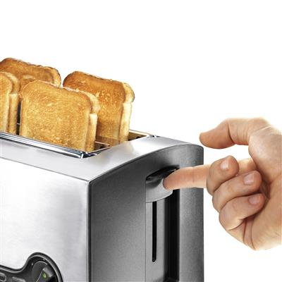 Do not use 58.142372.01.001 Langschlitz-Toaster Belluno TA 521.35