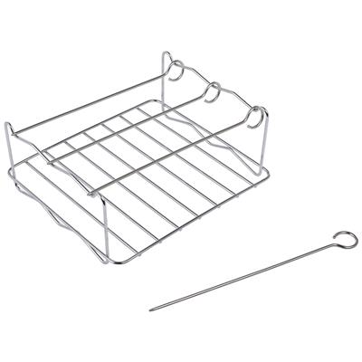 Princess 182037 Grill rack with skewers